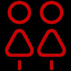 Rapü Design Frau Schnobel Grafik Logo Kombination hell